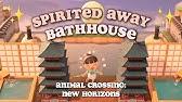 Spirited Away Island Tune Animal Crossing New Horizons Youtube