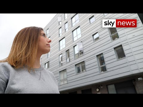 Homeowners caught in 'mortgage prisons' due to cladding