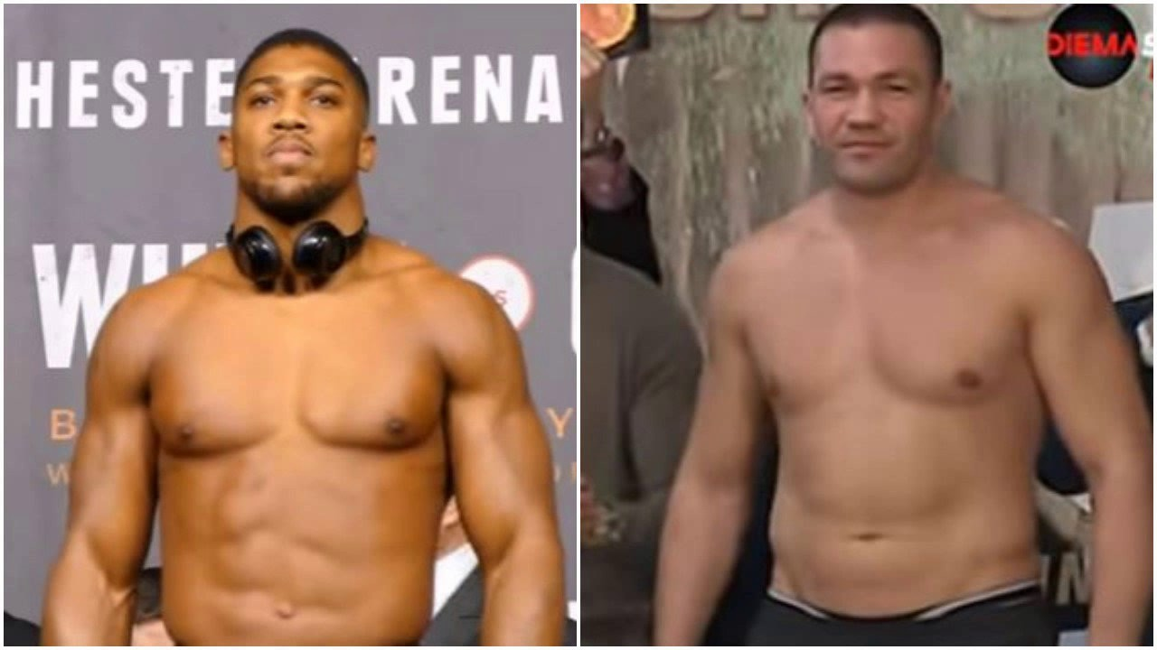 bf7bf5d71 Anthony Joshua To Fight Kubrat Pulev October 28th If Klitschko Doesn't Want  Rematch!!