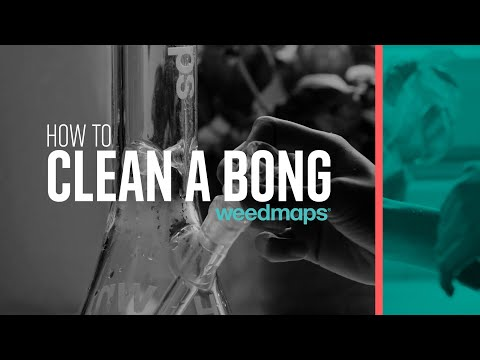 How to Clean a Bong: The Ultimate Step-by-Step Guide
