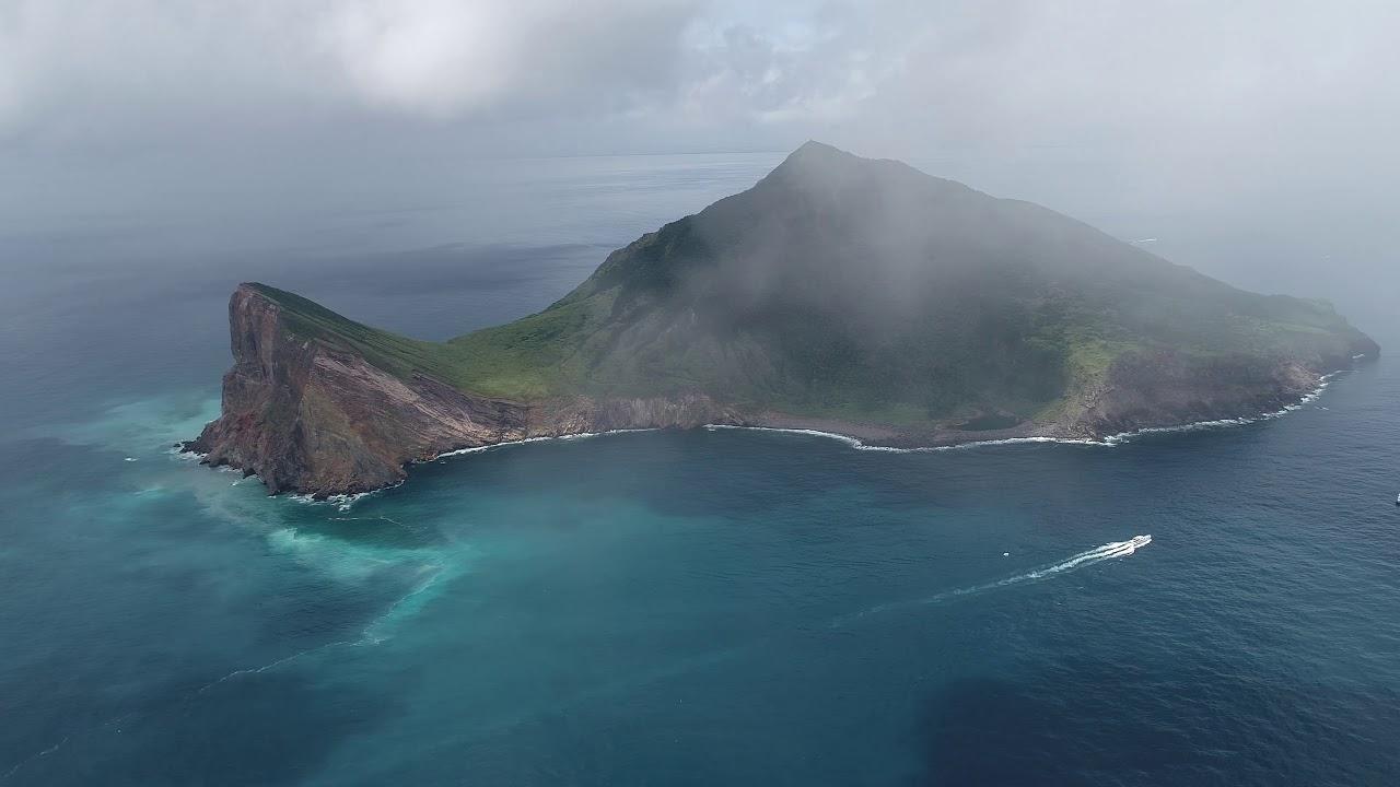 走~去龜山島4K 聽龜山島的故事 - YouTube