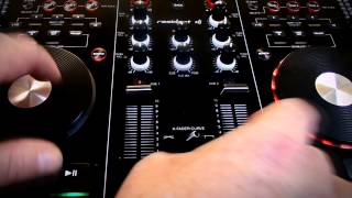resident DJ kontrol 3 USB-MIDI DJ-Controller