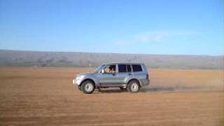 Maneauto 4x4.  160kmh
