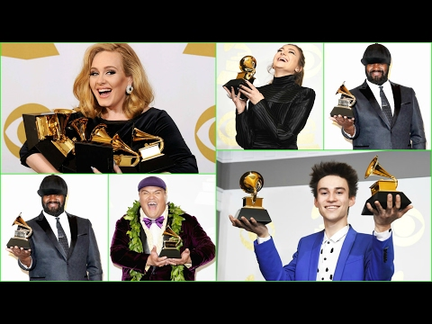 Grammy Awards 2017 | Here