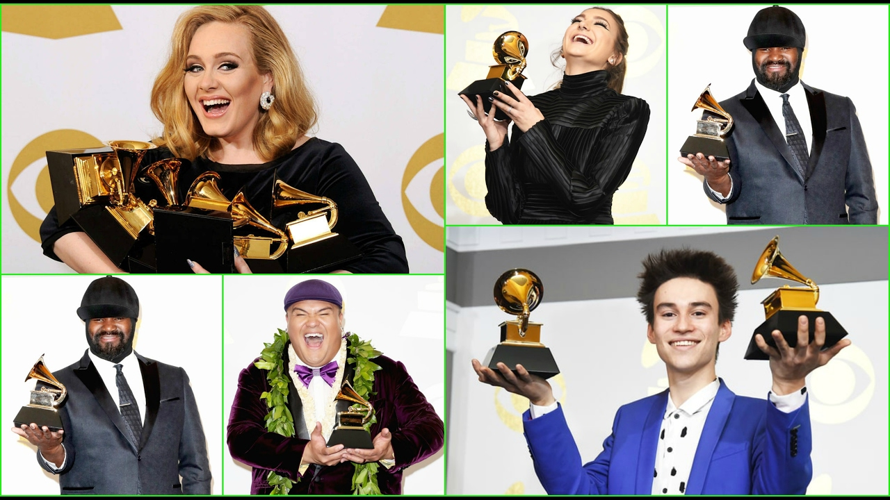 Grammy Winners: Here's The Complete List Of Winners