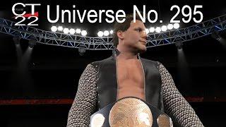 WWE 2K Universe - WWE 2K16: Raw Episode 34