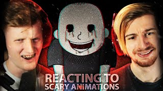 ALMOST KIDNAPPED BY A KID?? | Animated Horror Stories (Reaction)
