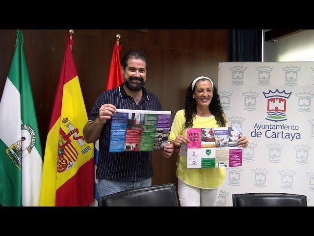 Campaña informativa sobre los servicios municipales de atención a la mujer