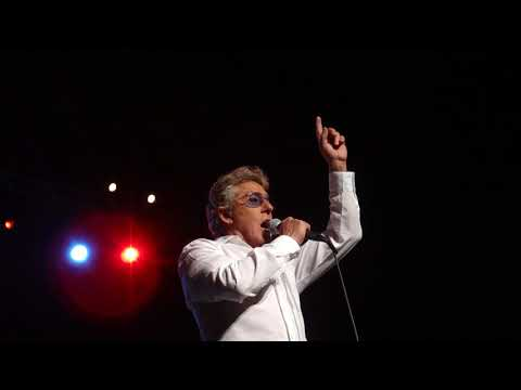 TOMMY 2 Its A Boy  ROGER DALTREY @ Blossom Music Center  Cleveland Ohio July 8, 2018