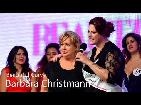 Barbara Christmann - body positive activist in Italy -