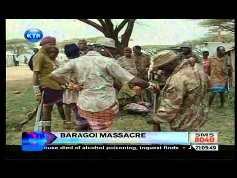 News : Baragoi massacre report