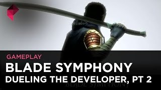 Blade Symphony gameplay - What sound does a successful Kickstarter make? (Part 3)