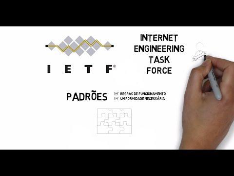 IETF e padrões da Internet, em português claro