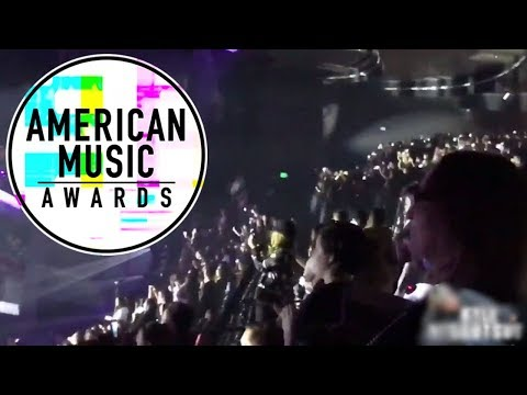 [FULL AUDIENCE REACTION] BTS (방탄소년단) on 2017 AMA's
