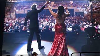 Andrea Bocelli & Christine Allado - Canto Della Terra - Cinema World Tour Manila