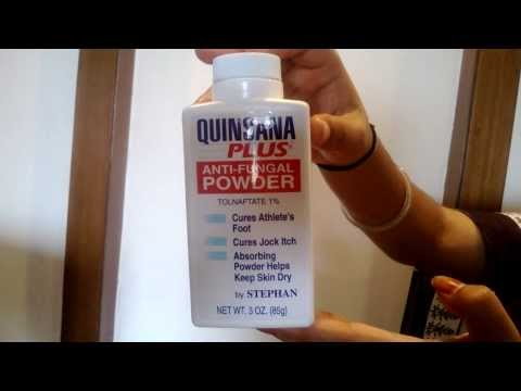 Myotcstore.com Review on Quinsana Plus Anti-Fungal Foot Powder – 3 oz