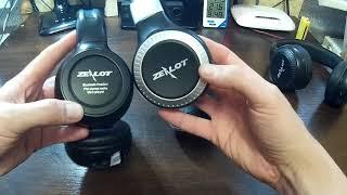 headphones Bluetooth беспроводные наушники Zealot из Китая! ДЛЯ СПОРТА!