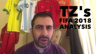 TZ's World Cup Predictions - Group F Analysis