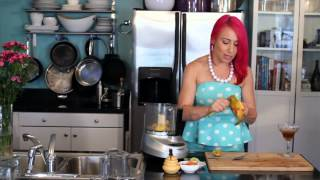 How To Make Mango Habanero Glaze : Fab Foods & Kitchen Tips