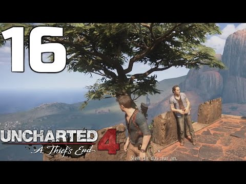 Safari Teil 2! - Uncharted 4 (Schwer) #16! [Deutsch/HD] - A Thief's End!