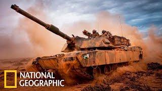 Мегазаводы: Танк Abrams M1 / Tank Abrams M1