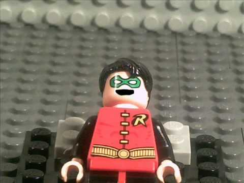 Lego Red Robin Restaurant