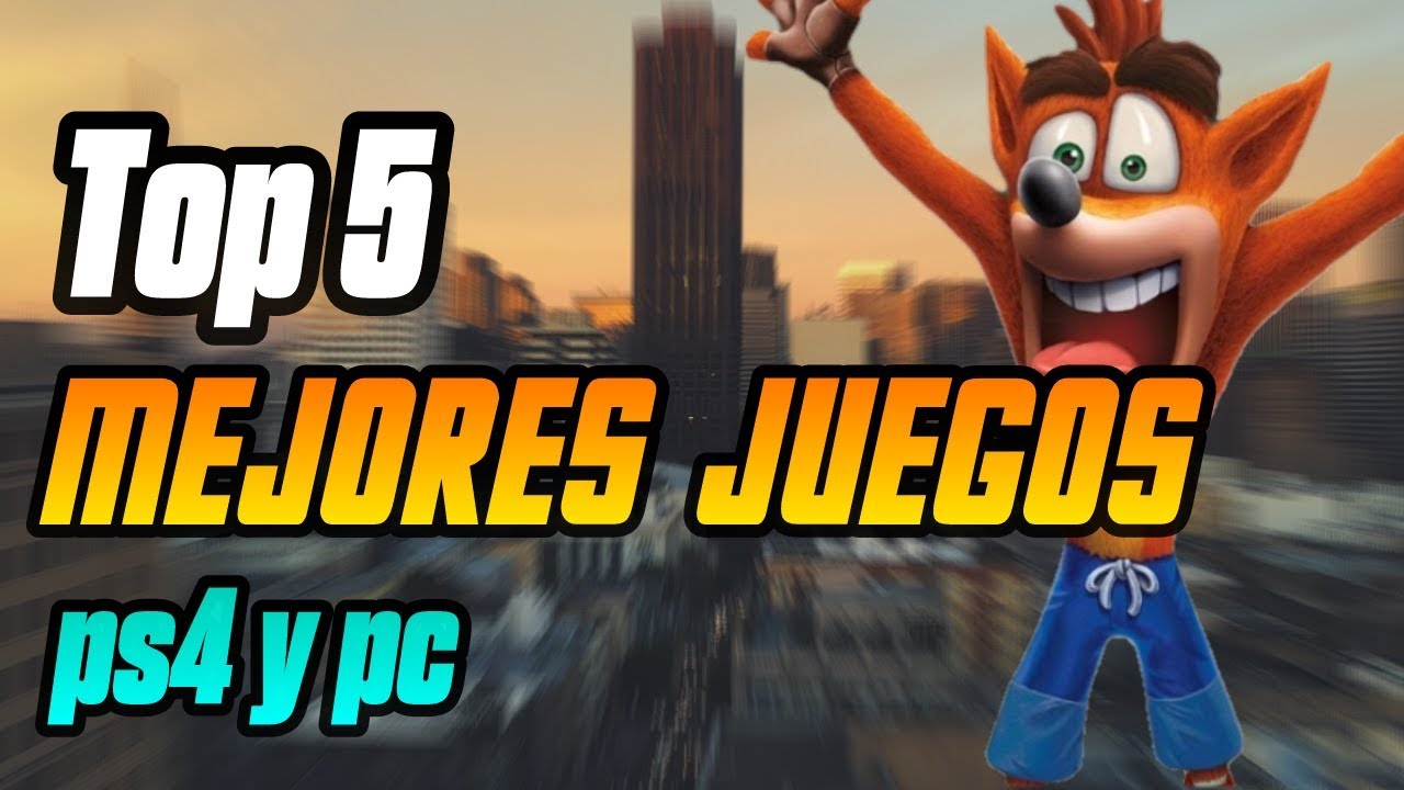 Top 5 Mejores Juegos Gratis Para Ps4 Y Pc Free To Play Youtube