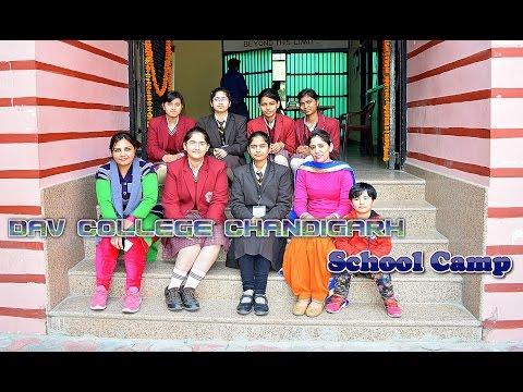 INSPIRE Internship Camp | DAV COLLEGE CHANDIGARH | School Students चंडीगढ़
