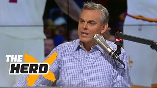 Colin Cowherd fixes the NBA | THE HERD