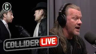 Chris Jericho Talks About When We'll See Jericho VS Omega III