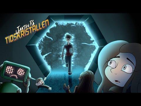 Felix Recenserar - Jakten på Tidskristallen #1 av 24