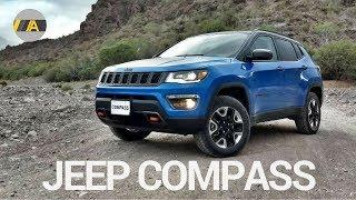 Jeep Compass 2018 - Lanzamiento en México