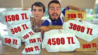 ÇİN 'den Gelen PAKET ÜRÜNLER (10.000 TL 🤑)