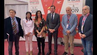 Inauguración del XV Concurso Nacional de Pinchos de Valladolid