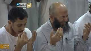 دعاء ختم القرآن السديس 1436 رمضان ليله 29 كامل HD