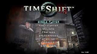 TimeShift PC Gameplay Commentary HD [1/4]