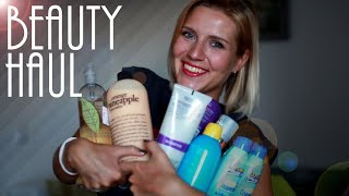 Покупки косметики (Уход за волосами и телом)