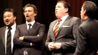 O Sole Mio sang by Kaufmann Florez, Vargas and Schade