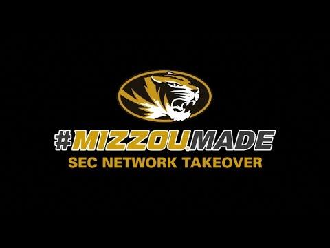 #MizzouMade: SEC Network Takeover Special