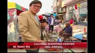 La moda en el arenal: La Cachina Shopping Center de Villa El Salvador