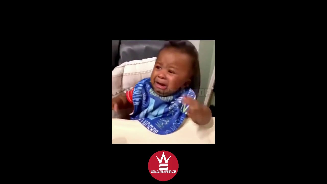 You Not My Daddy: Baby Boy Gets Upset When He Finds Out His Dad Cut His Dreads!