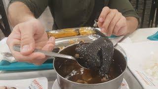 Еда в Сингапуре: черепахи, лягушки, черная курица / Ресторан Мишлен / Цены