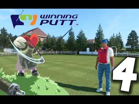 Winning Putt! Episode 4- The Kanye West Circus with MrCraftman