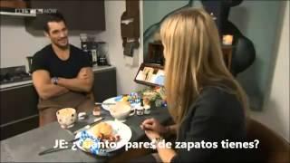 March 15, 2013) David Gandy Interview - Subtitulos en español