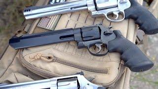 My First .44 Magnum! - S&W 629 Stealth Hunter