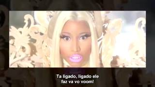 Nicki Minaj   Va Va Voom (ParódiaRedublagem)