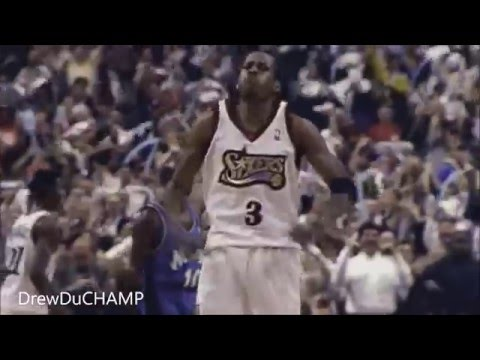 Allen Iverson Mix- J. Cole Love Yourz [HD]