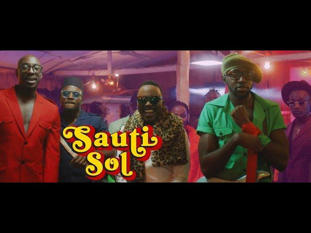 Sauti Sol - Extravaganza ft Bensoul, Nviiri the Storyteller, Crystal Asige and Kaskazini #1
