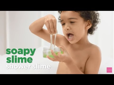 Soapy Slime Body Cleanser