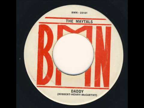 The Maytals - Daddy mp3